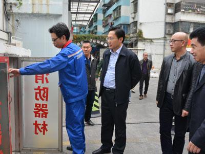湘桥区强化岁末年初安全工作--确保节日期间辖区安全形势稳定
