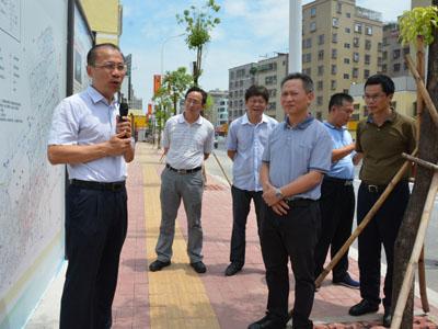 湘桥区组织到汕头参观学习--借鉴推广城市管理先进经验
