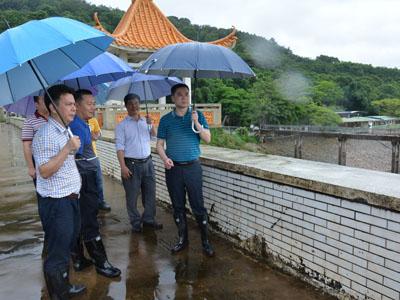 湘桥区加强多雨极端天气安全工作--确保人民群众生命财产安全